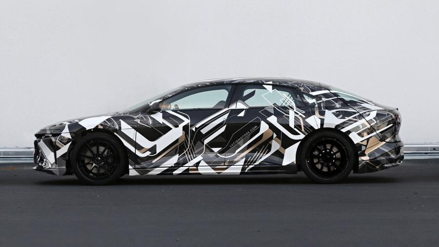 Lucid Motors promet beaucoup avec sa future berline