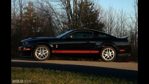 Ford Mustang Shelby GT500 Red Stripe
