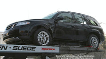 SPY PHOTOS: All new Saab 9-4X