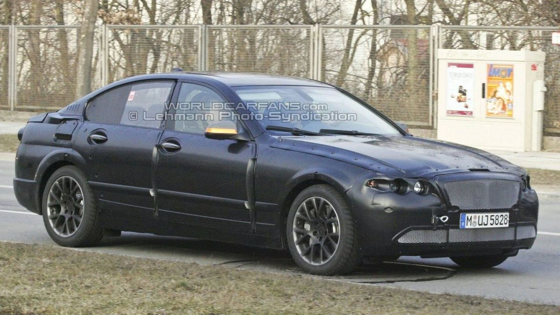 Next BMW 5 Series Sedan and Wagon Spied Testing, again