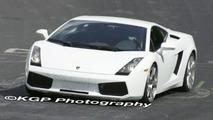 Lamborghini Gallardo V8 Prototype Spied
