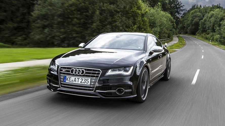 ABT S7 Sportback hits 190 mph [video]