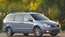 Next-generation Kia Sedona coming in 2014 - report
