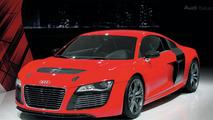 Audi R8 e-Tron prototype unveiled