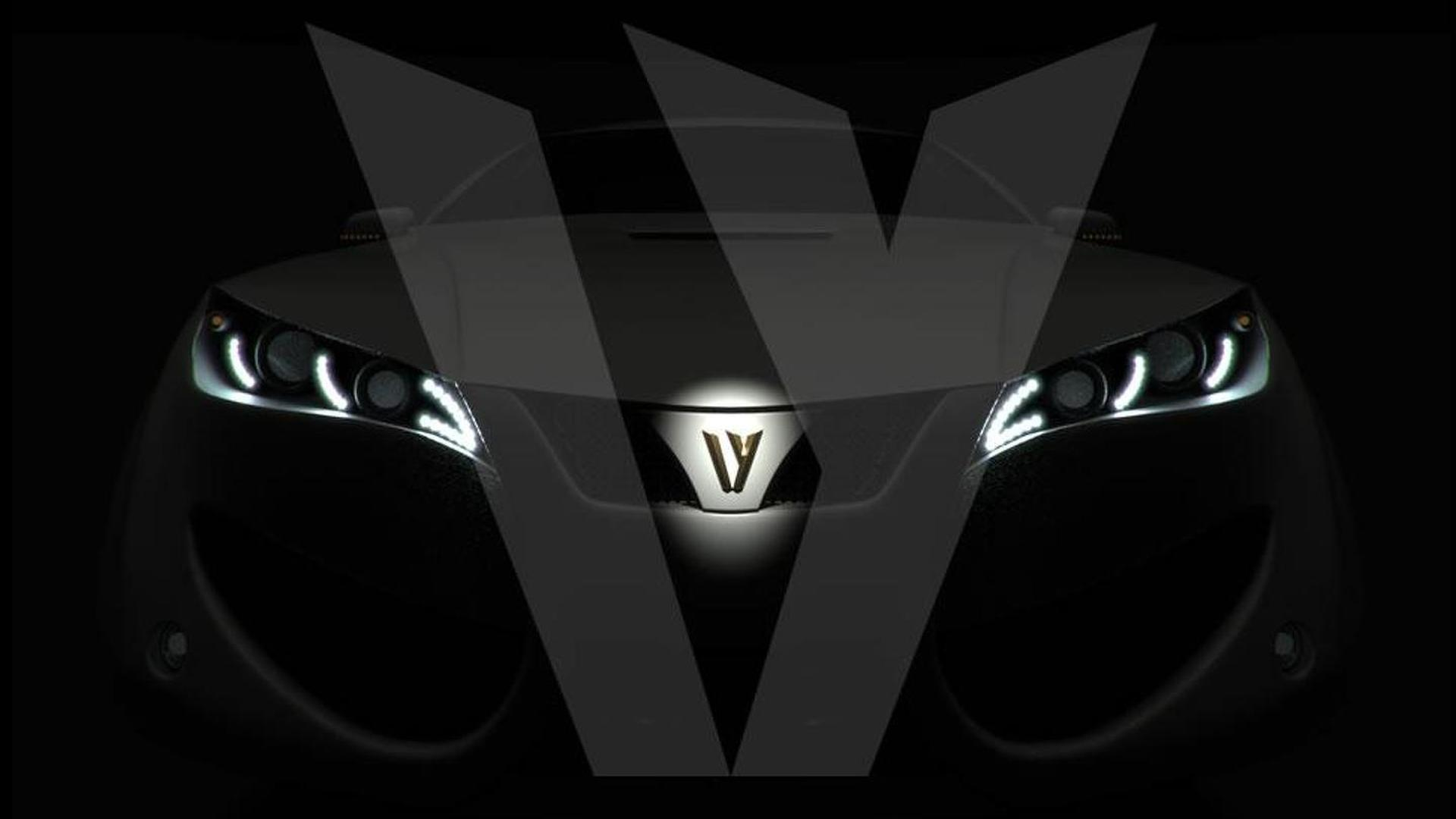 Vygor n.01 teased - Italy's newest sports car