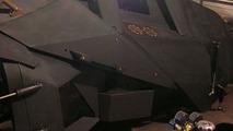 Homemade Batmobile Replica