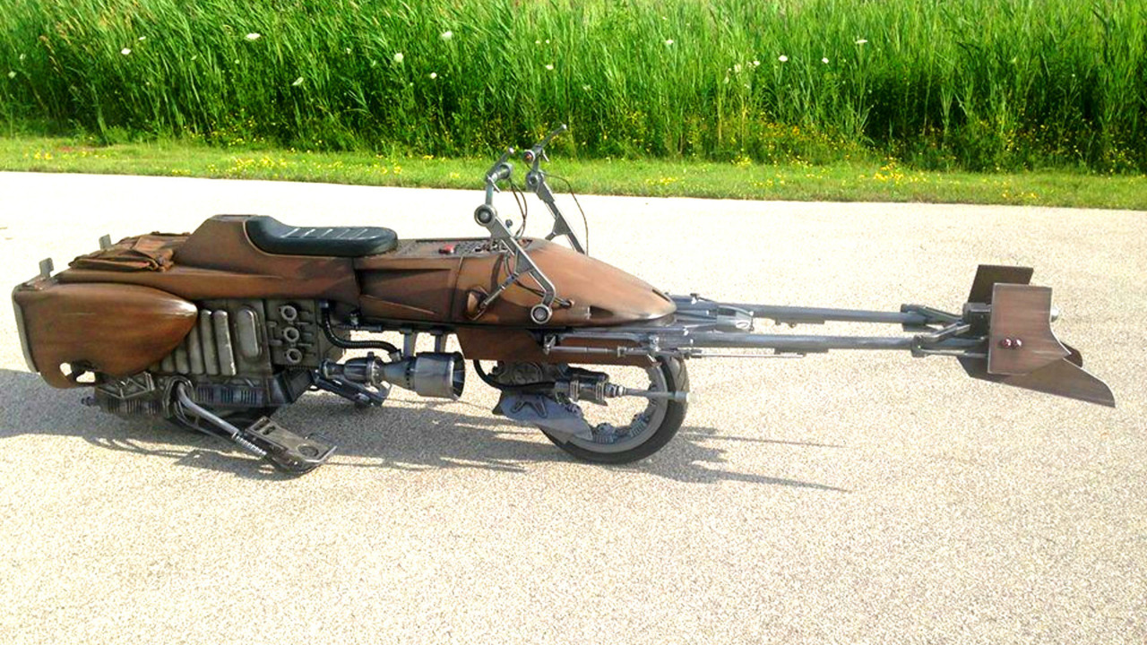 Speeder Bike Custom