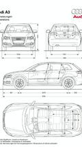2009 Audi A3 Facelift Revealed