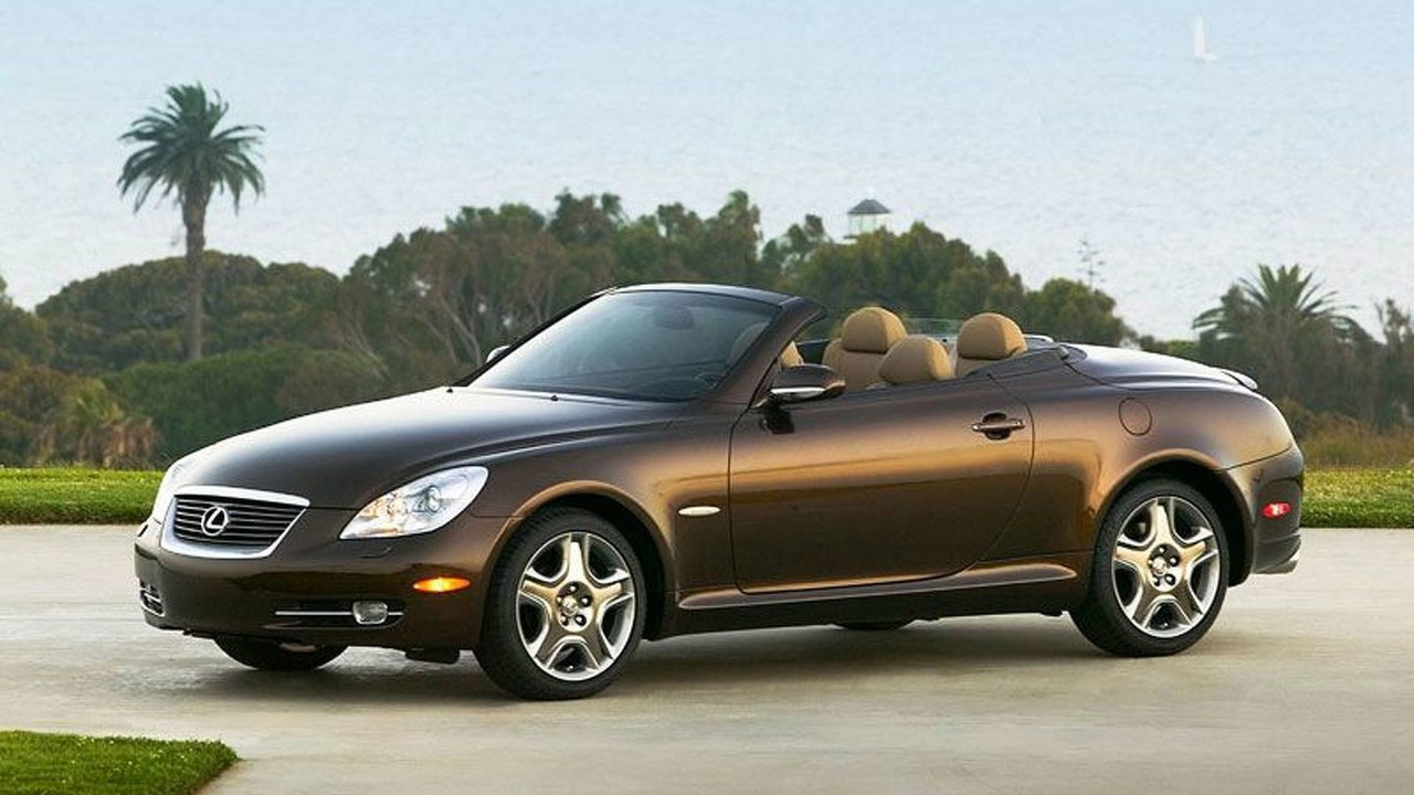 2006 Lexus SC Pebble Beach Edition Convertible