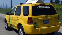 Ford Escape Hybrid Taxi