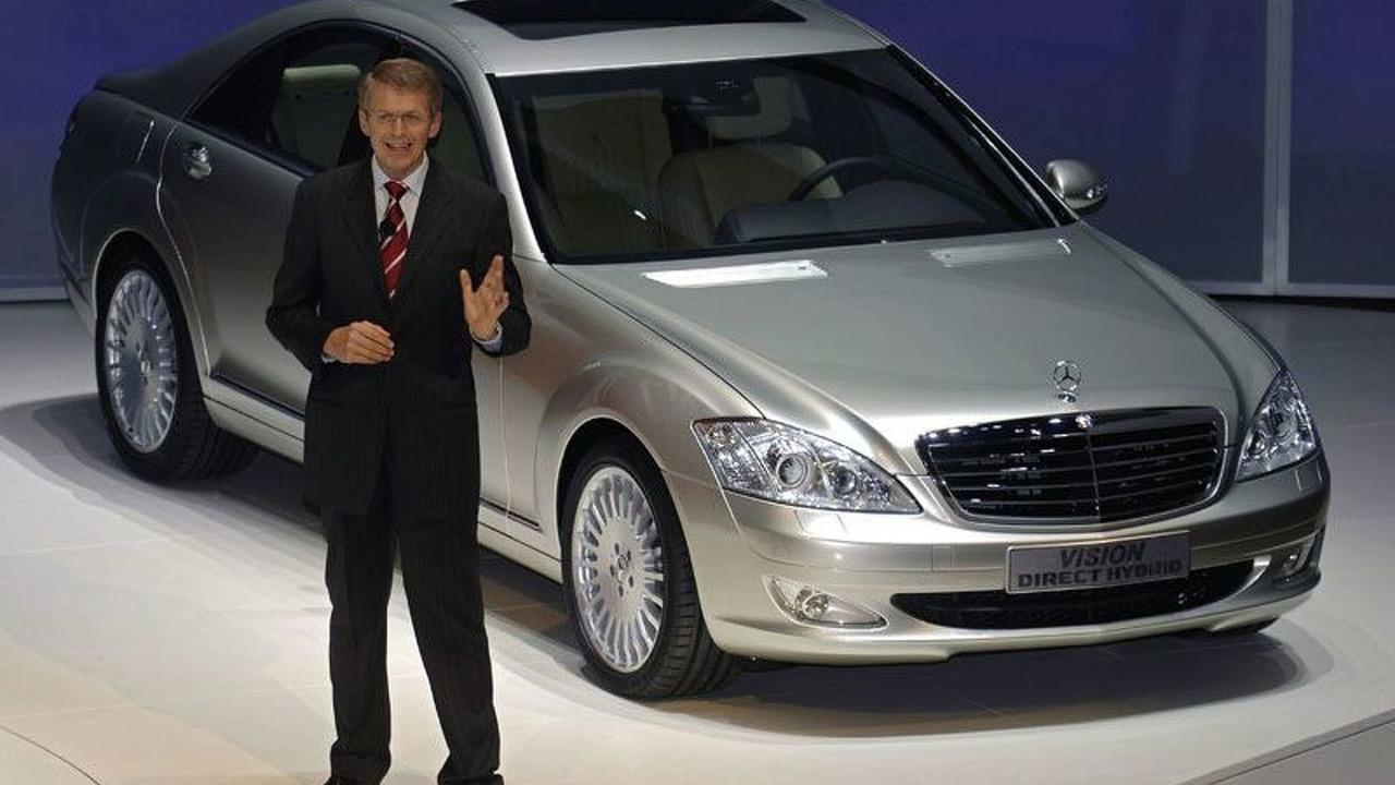 Dr. Thomas Weber, DaimlerChrysler AG
