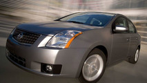 2007 Nissan Sentra Pricing Announced (US)