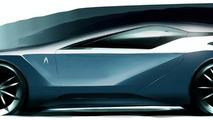 Design Proposal: Acura 2+1 Coupe Concept