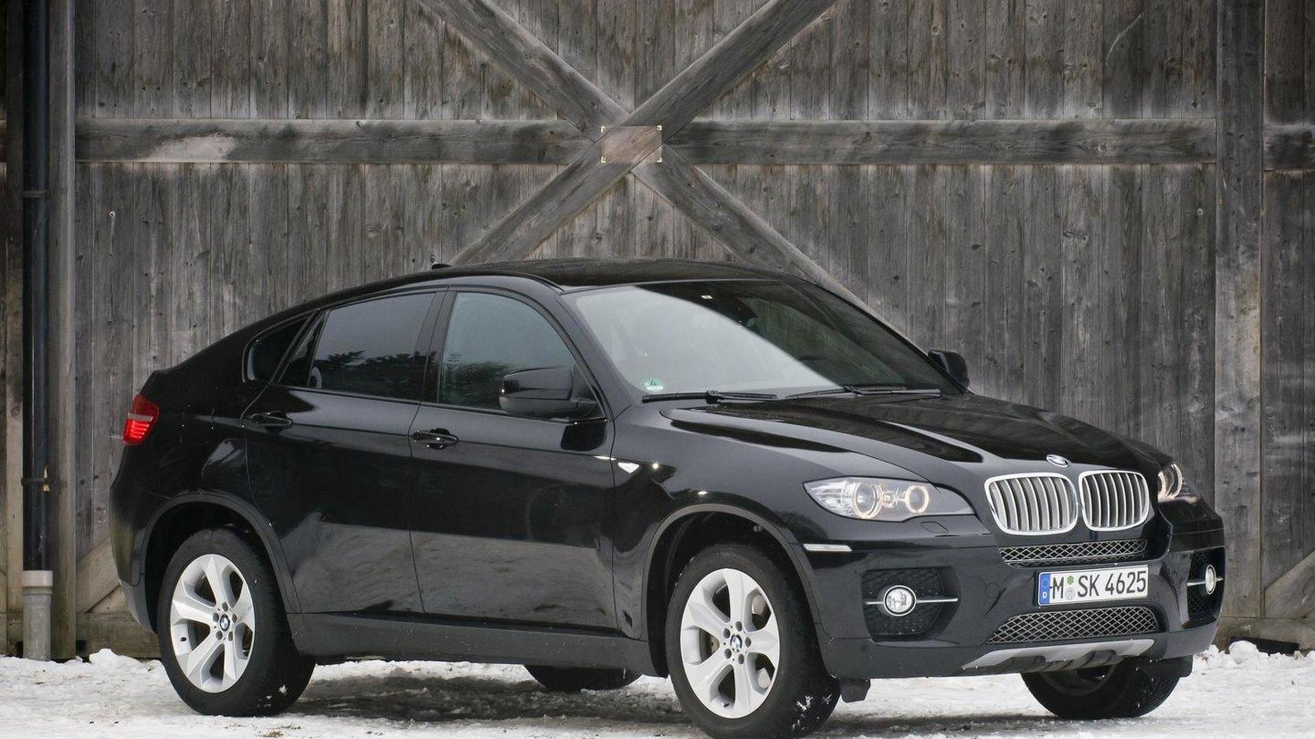 BMW offers 5-seater X6 as part of new options package