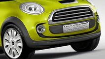 Mini Planning New Small City Car Concept for Frankfurt