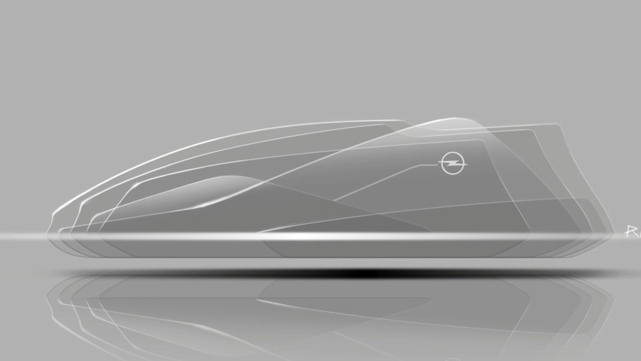 Royal College of Art student, Rui Guo of China, envisions Opel future mobility
