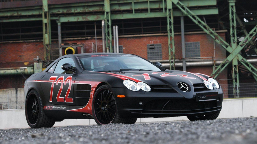 Mercedes SLR 722 Black Arrow by edo Competition