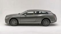 Bentley Shooting Brake still being considered