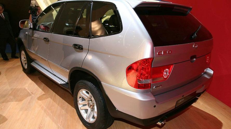 Zhejiang Jonway & Shuanghuan Clone Cars Approved for EU Sale