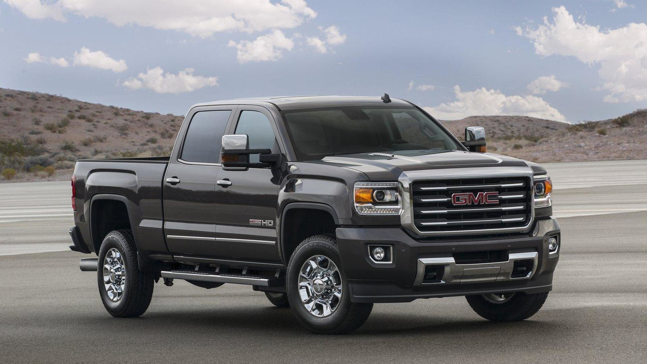 2016 GMC Sierra HD
