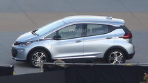 2017 Chevrolet Bolt spy photo