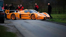 Edo Maserati MC12 Corsa on the Road