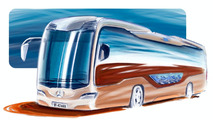 Mercedes to Present new Citaro FuelCELL Hybrid BUS