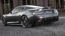Aston DB9 to DBS conversion package by Edo Competition 18.06.2010