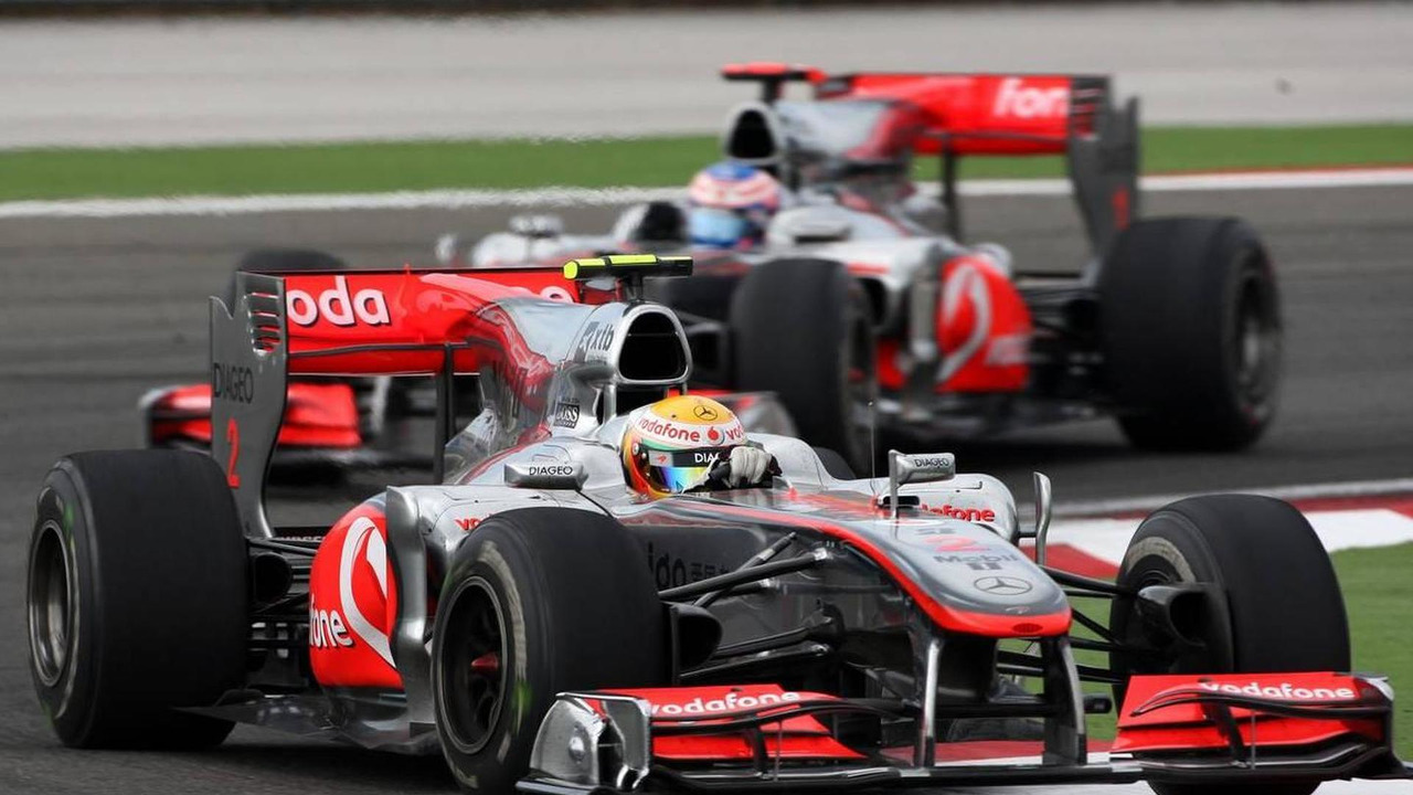 Lewis Hamilton (GBR), McLaren Mercedes, Jenson Button (GBR), McLaren Mercedes - Formula 1 World Championship, Rd 7, Turkish Grand Prix
