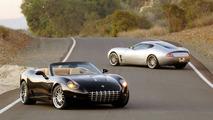 Detailed: Coachbuilt Anteros Coupe & Roadster based on Corvette