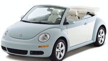 2010 VW New Beetle Coupe and New Beetle Convertible Final Editions Announced
