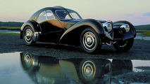 1936 Bugatti Type 57SC Atlantic fetches a record $30+ million at auction - world's most valuable car