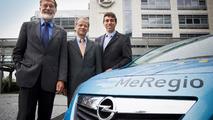 Opel Meriva EV - New details released