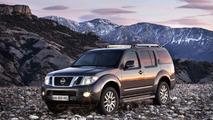 Nissan Pathfinder concept announced for Detroit Auto Show