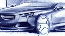 All-New Mercedes C-Class Coupe Confirmed - Production Begins in Bremen 2011