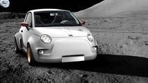 Abarth 500 EV by Atomik Cars - 1018 - 17.03.2010
