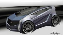 Cadillac Urban Luxury Concept debuts in LA