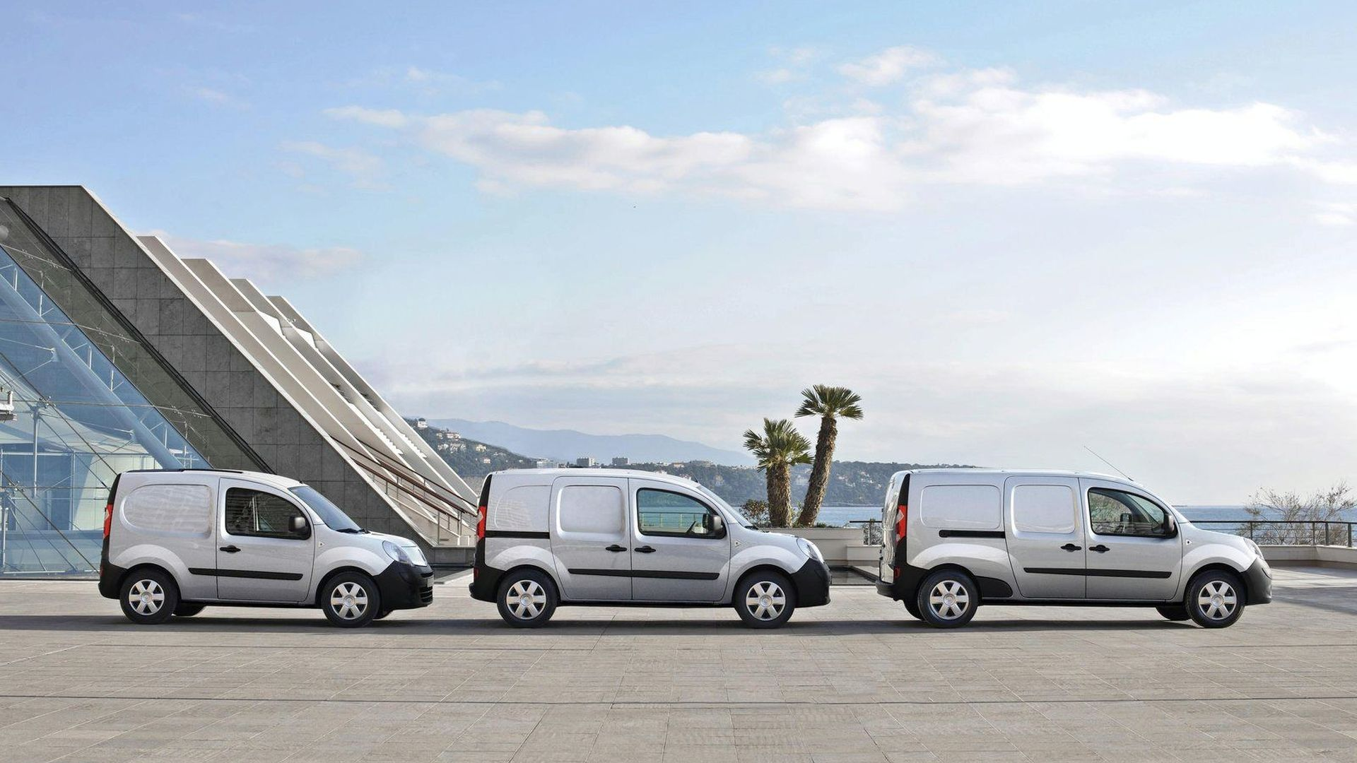 New Renault Kangoo Express Maxi