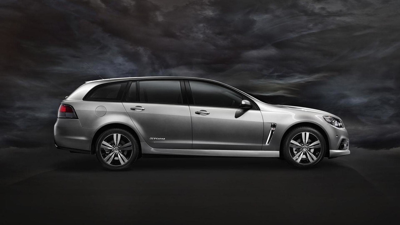 Holden VF Commodore Storm
