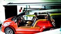 Castagna Milano Fiat 500C Ischia