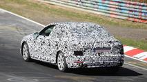 2017 Audi S4 Sedan spy photo