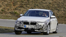 BMW 3-Series plug-in hybrid prototype