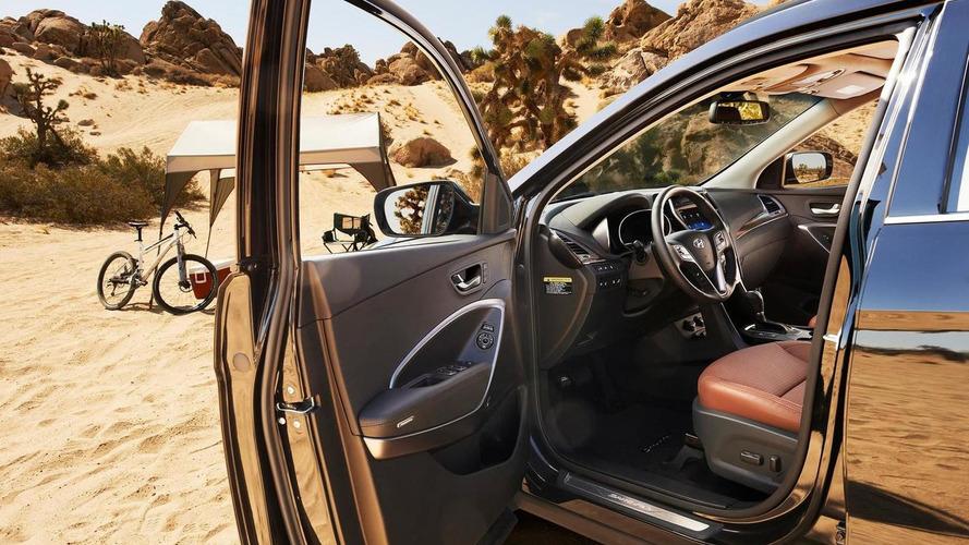 Hyundai Santa Fe and Santa Fe Sport