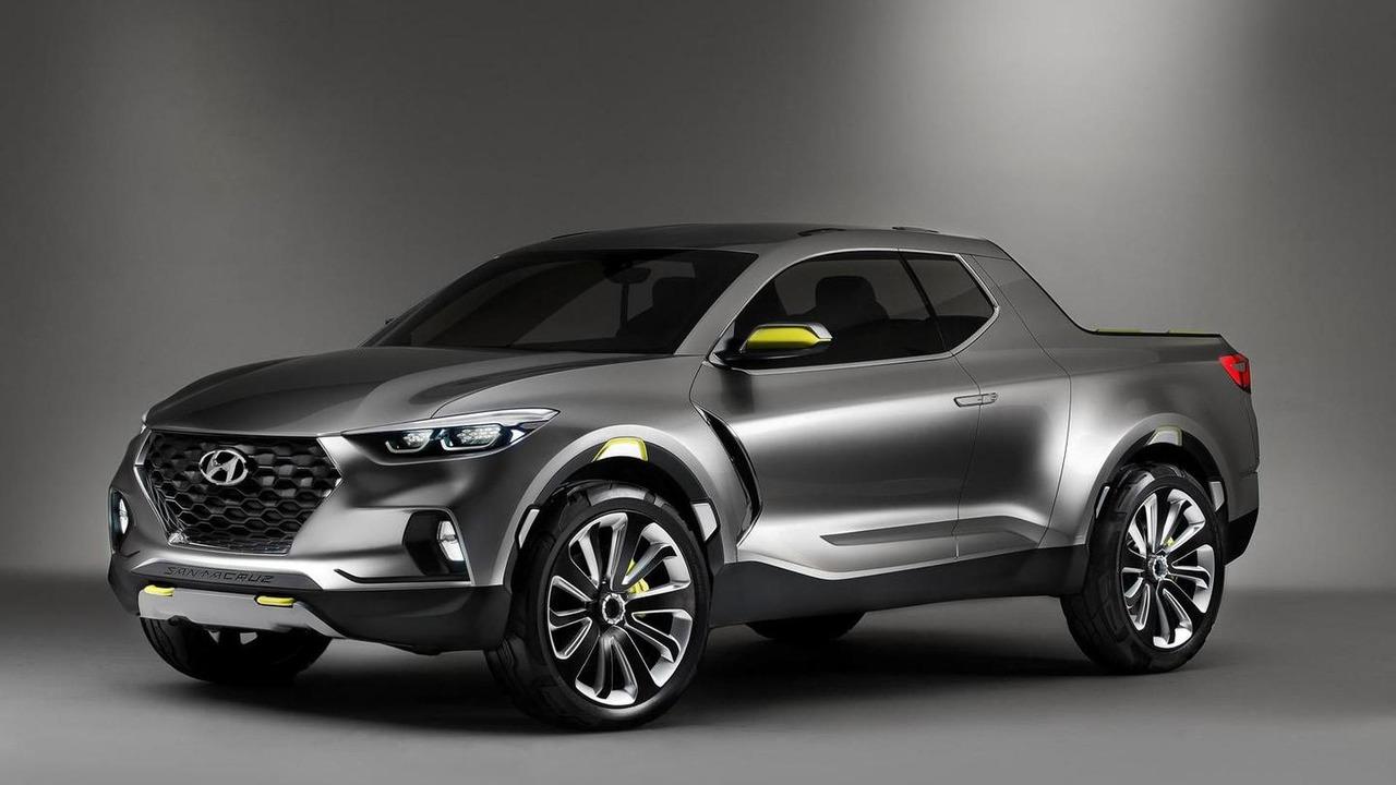 ����������� �� ����������� � Hyundai Santa Cruz  2019