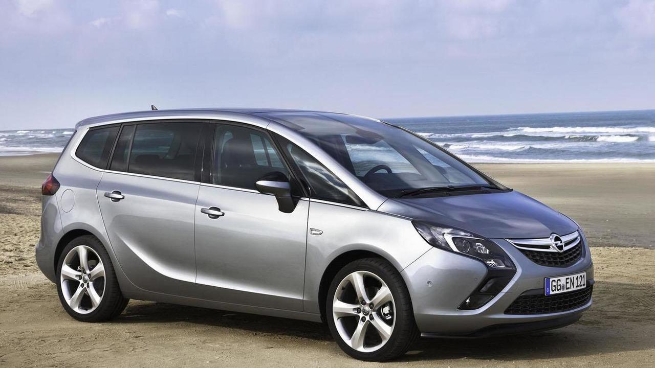 Opel Zafira Tourer 1.6 CDTI ecoFLEX