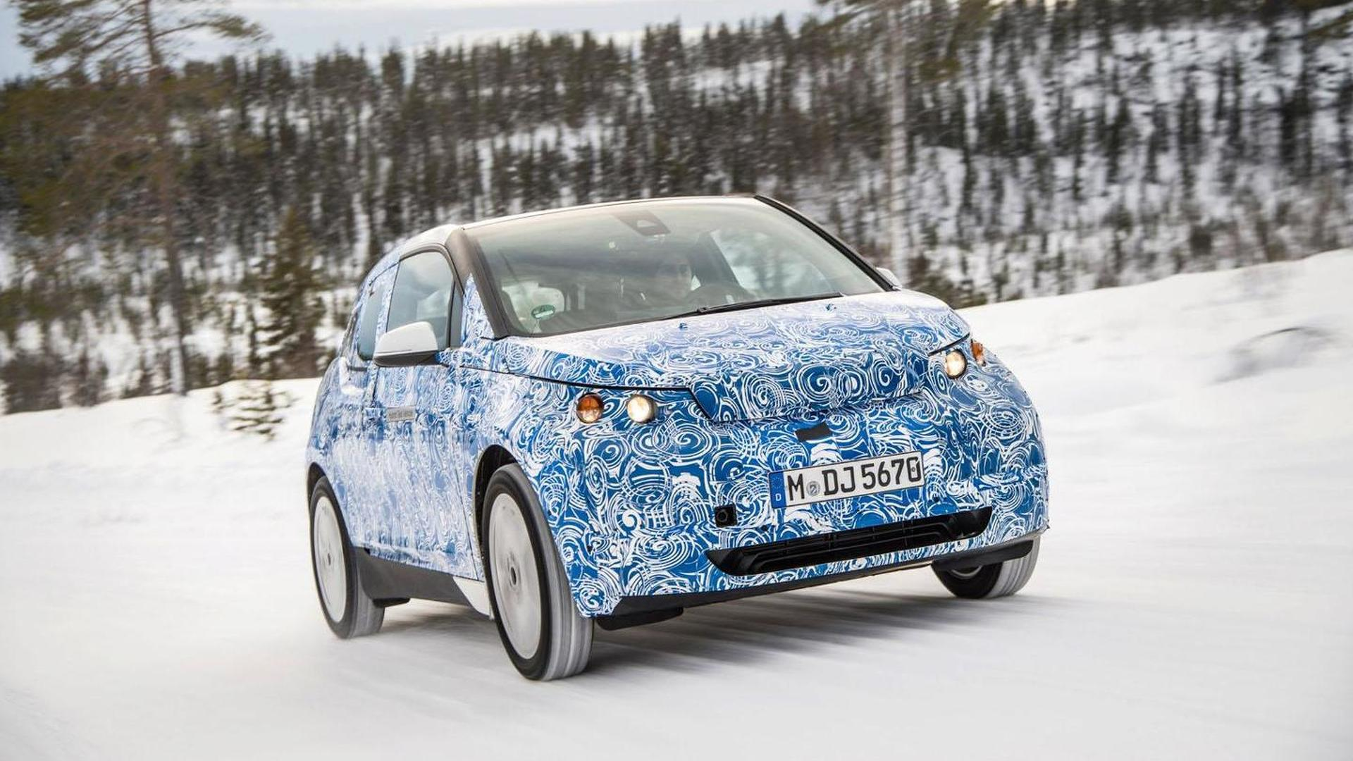 BMW i3 buyers to receive extra perks like home fast-charging system installation