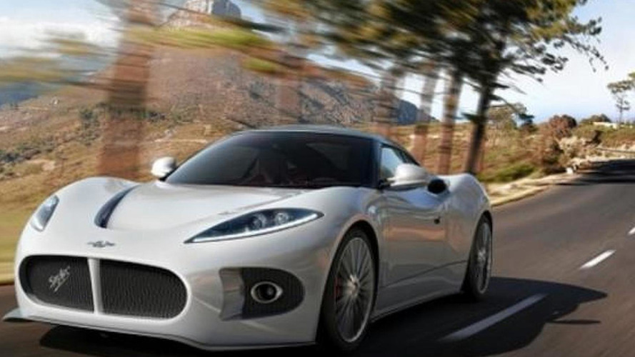 Spyker B6 concept leaked