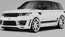 2014 Range Rover Sport already tweaked by Lumma Design