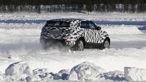 Next-gen Land Rover Freelander mule spy photo 14.03.2013 / Automedia