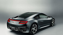 2015 Acura NSX to use a twin-turbo V6 - report